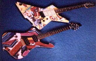 Ibanez Iceman Electric Guitars Paul Stanley Steve