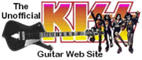 Rock Bottom Music Kiss Guitar Site